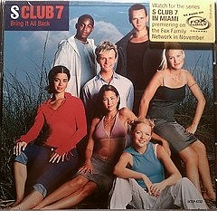 Bring It All Back (CDM) - S Club 7