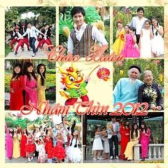 Chào Xuân Nhâm Thìn 2012 - Nguyễn Phi Hùng