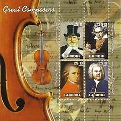 ♪ Hoà tấu - Cổ điển: Mozart, Beethoven, ... -