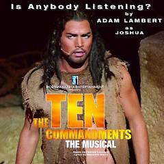 The Ten Commandments (Mix) - Adam Lambert