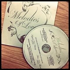 Album Melodies Of Love (Tuyển Tập Hòa Tấu Những Nhạc Phẩm Của Nguyễn Văn Chung) - Nguyễn Văn Chung