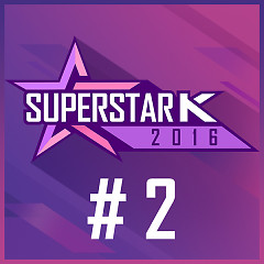Super Star K 2016 #2 (Single) - Various Artists