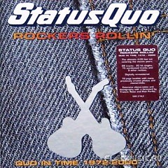 Rockers Rollin' Quo In Time 1972 - 2000 (CD3) - Status Quo
