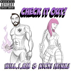 Check It Out (Single) - will.i.am ft. Nicki Minaj ft. Cheryl