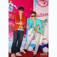 Mr. T & Yanbi -