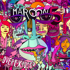 Overexposed (Deluxe Version) (CD2) - Maroon 5