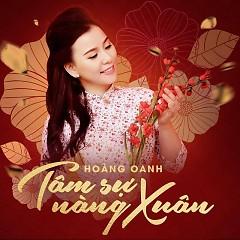 Album Tâm Sự Nàng Xuân - Hoàng Oanh