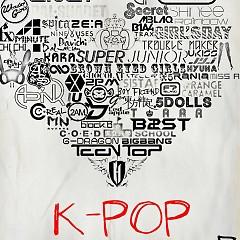 Album Tuyển Tập Các Bài Hát Nhạc K-Pop Hay Nhất 2014 - Various Artists