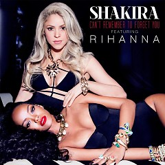 Can't Remember To Forget You (Single) - Shakira,Rihanna