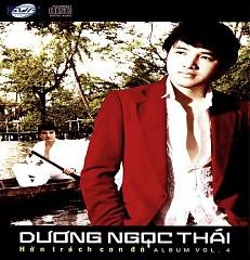Album Hờn Trách Con Đò - Dương Ngọc Thái