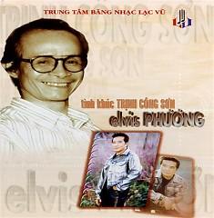 Tình Khúc Trịnh Công Sơn Vol 1 - Elvis Phương