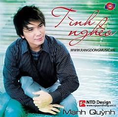 Album Tình Nghèo - Mạnh Quỳnh