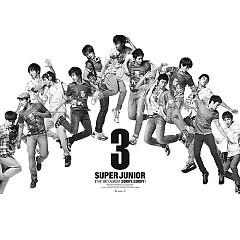 죄송합니다, 죄송합니다 (버전 C 조) /  Sorry, Sorry (Version C) - Super Junior