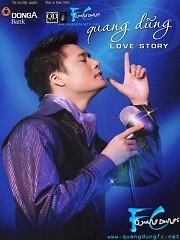 Album Love Story (Chuyện Tình) 1 - Quang Dũng