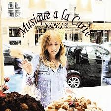 Musique a la Carte (DVD with Special Edition / 2010-Year Limited production) - KOKIA