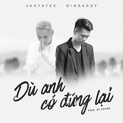 Album  - JustaTee,BigDaddy