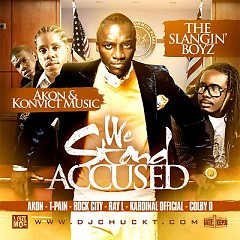 We Stand Accused (CD2) - Konvict Music ft. Akon
