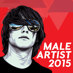 Male Artists Of 2015 - Various Artists