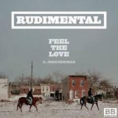 Feel The Love (EP) - John Newman