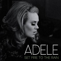 Album Set Fire To The Rain (Promo CDS) - Adele