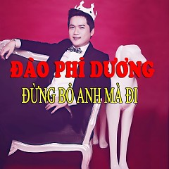 Album Đừng Bỏ Anh Mà Đi - Đào Phi Dương