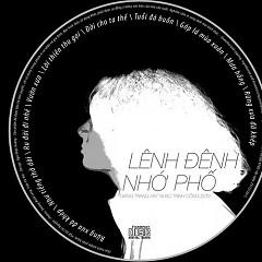 Album Lênh Đênh Nhớ Phố - Giang Trang