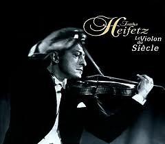 Le Violon Du Siecle CD2 - Jascha Heifetz