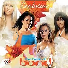 Album Explosive - Bond