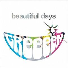 beautiful days - GreeeeN