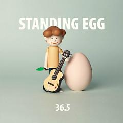 36.5 - Standing Egg