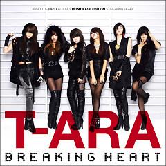 Album Breaking Heart - T-ARA
