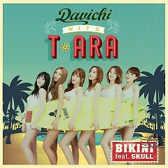 Album Bikini - T-ARA,Davichi,Skull