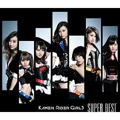 SUPER BEST CD2 - Kamen Rider GIRLS