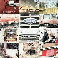 Album Broken Van - The Broadways