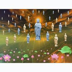 Niệm Phật đạt Niệm Lực Tương Túc, Bảo đảm vãng sanh -