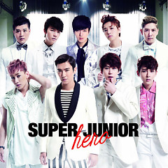 Hero (Japanese) (CD1) - Super Junior