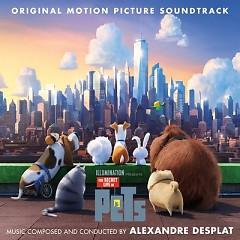 Album The Secret Life Of Pets OST - Alexandre Desplat