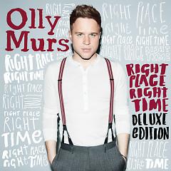 Lời bài hát được thể hiện bởi ca sĩ Olly Murs