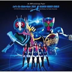 Let's Go RiderKick 2011 - Kamen Rider GIRLS