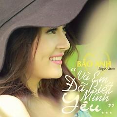 Và Em Đã Biết Mình Yêu (Single) - Bảo Anh