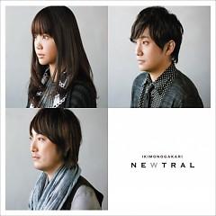 NEWTRAL (CD2) - IKIMONOGAKARI
