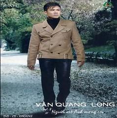 Album Người Ơi! Anh Mong Em - Vân Quang Long