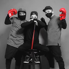 Album Muốn (F.O.E Team) - Yanbi,Bueno,T-Akayz