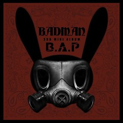 BADMAN (Mini Album Vol. 3) - B.A.P