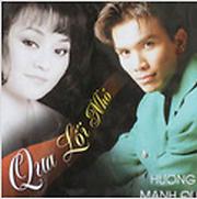Album Qua Lối Nhỏ - Mạnh Quỳnh