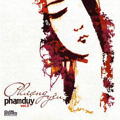 Album Phượng Yêu - Phạm Duy