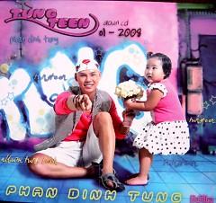 Album Tùng Teen - Phan Đinh Tùng