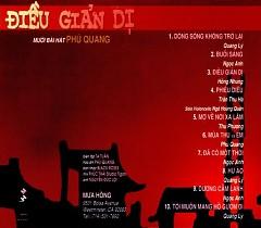 Điều Giản Dị - Phú Quang