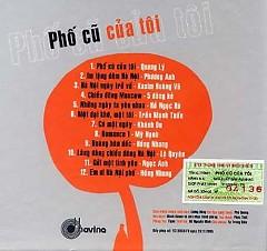 Phố Cũ Của Tôi - Phú Quang