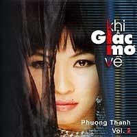 Album Khi Giấc Mơ Về - Phương Thanh